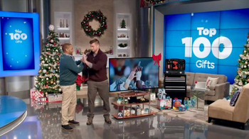 Walmart TV Spot, 'Man Gifting' Featuring Tim Tebow and Anthony Anderson - Thumbnail 8