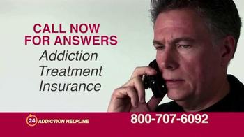 24 Hour Addiction Helpline TV Spot, 'It Can Destroy Your Life' - Thumbnail 7