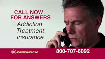 24 Hour Addiction Helpline TV Spot, 'It Can Destroy Your Life' - Thumbnail 8