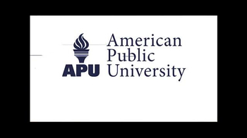 American Public University TV Spot, 'When and Where' - Thumbnail 5