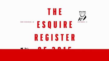 Esquire Magazine December 2014 TV Spot Featuring Channing Tatum - Thumbnail 8