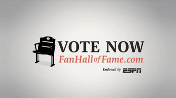 ESPN Fan Hall of Fame TV Spot, '2014 Finalist: Stephanie Stradley' - Thumbnail 10