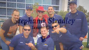ESPN Fan Hall of Fame TV Spot, '2014 Finalist: Stephanie Stradley' - Thumbnail 6