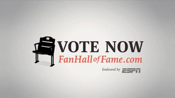 ESPN Fan Hall of Fame TV Spot, '2014 Finalist: Stephanie Stradley' - Thumbnail 9