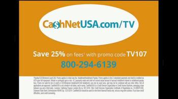 CashNetUSA TV Spot, 'Elevator Ride' - Thumbnail 10