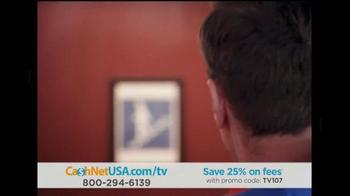 CashNetUSA TV Spot, 'Elevator Ride' - Thumbnail 2