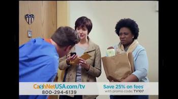 CashNetUSA TV Spot, 'Elevator Ride' - Thumbnail 8