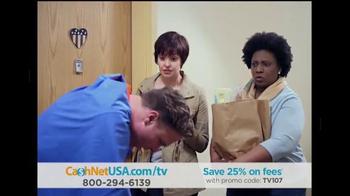 CashNetUSA TV Spot, 'Elevator Ride' - Thumbnail 9