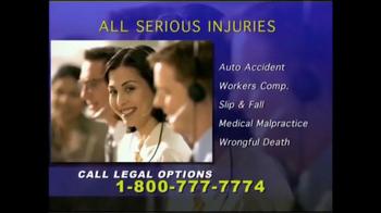Legal Options TV Spot, 'Basketball Court' - Thumbnail 8