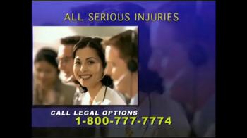 Legal Options TV Spot, 'Basketball Court' - Thumbnail 9
