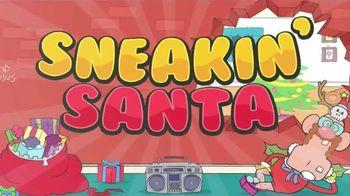 Sneakin' Santa TV Spot, 'Uncle Grandpa Rap'