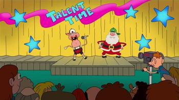 Sneakin' Santa TV Spot, 'Uncle Grandpa Rap' - Thumbnail 1