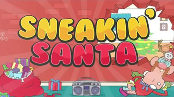 Sneakin' Santa TV Spot, 'Uncle Grandpa Rap'