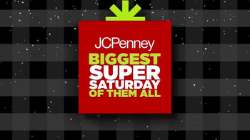 JCPenney Biggest Super Saturday of Them All TV Spot, 'Disney Collection' - Thumbnail 3