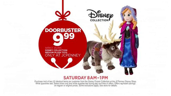 JCPenney Biggest Super Saturday of Them All TV Spot, 'Disney Collection' - Thumbnail 7