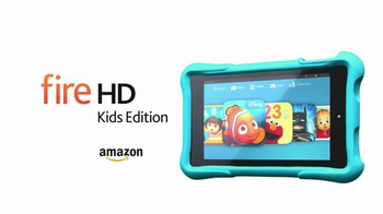 Amazon Kindle Fire HD Kids Edition TV Spot, 'Baby Daddy' - Thumbnail 10