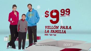 Sears Venta de Black Friday TV Spot, 'Vellón y Herramientas' [Spanish] - Thumbnail 4