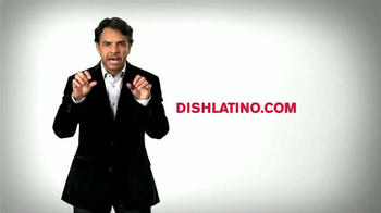 DishLATINO TV Spot, 'Suscribete Hoy' Con Eugenio Derbez [Spanish] - 159 commercial airings