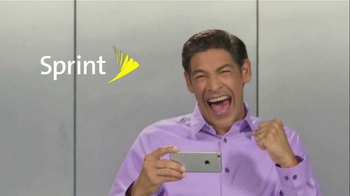 Sprint Plan Familiar TV Spot, 'Univision: Exclusivo' [Spanish] - Thumbnail 10