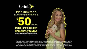 Sprint Plan Familiar TV Spot, 'Univision: Exclusivo' [Spanish] - Thumbnail 3