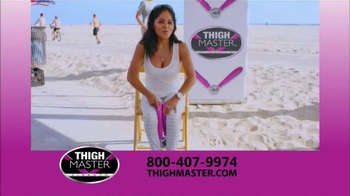 ThighMaster TV Spot, 'Strong and Lean' Featuring Suzanne Somers - Thumbnail 4