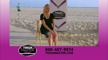 ThighMaster TV Spot, 'Strong and Lean' Featuring Suzanne Somers - Thumbnail 5