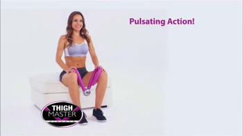 ThighMaster TV Spot, 'Strong and Lean' Featuring Suzanne Somers - 15 commercial airings