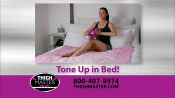 ThighMaster TV Spot, 'Strong and Lean' Featuring Suzanne Somers - Thumbnail 8