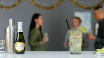 Korbel TV Spot, 'Food Network: Holiday Party Margarita' - Thumbnail 2