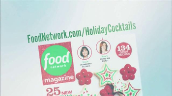 Korbel TV Spot, 'Food Network: Holiday Party Margarita' - Thumbnail 6