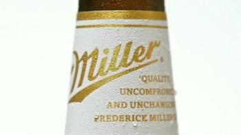 Miller Lite TV Spot, 'Our Golden Rule' - Thumbnail 2