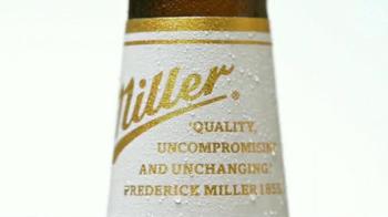 Miller Lite TV Spot, 'Our Golden Rule' - Thumbnail 3