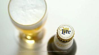 Miller Lite TV Spot, 'Our Golden Rule' - Thumbnail 5