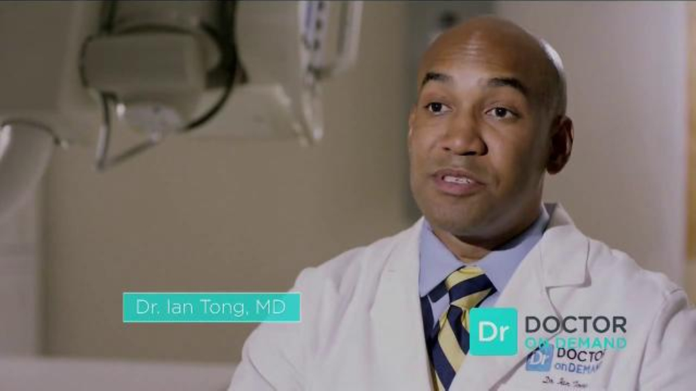 Doctor on Demand TV Commercial, 'See a Board Certified Doctor Instantly'