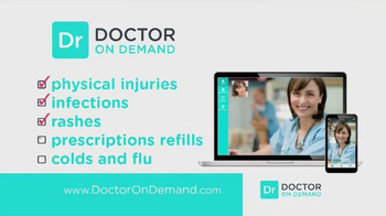 Doctor on Demand TV Spot, 'See a Board Certified Doctor Instantly' - Thumbnail 7