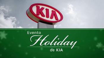 2015 Kia Optima TV Spot, 'Evento Holiday de Kia' [Spanish] - Thumbnail 1