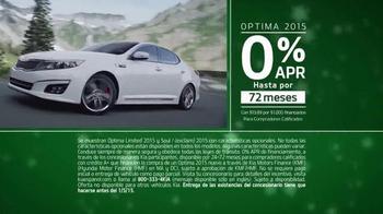 2015 Kia Optima TV Spot, 'Evento Holiday de Kia' [Spanish] - Thumbnail 3