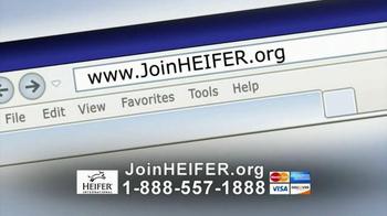 Heifer International TV Spot, 'An Empty Plate' - Thumbnail 5