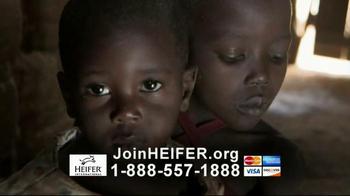 Heifer International TV Spot, 'An Empty Plate' - Thumbnail 7