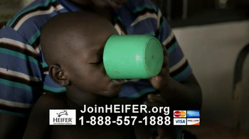 Heifer International TV Spot, 'An Empty Plate' - Thumbnail 8