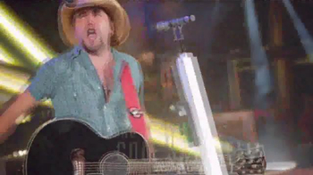 Kenny Chesney The Big Revival Tour, Jason Aldean Burn It Down Tour TV Spot - Thumbnail 9