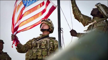 USAA Salute to Service TV Spot, 'Base Visits' - Thumbnail 1