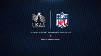 USAA Salute to Service TV Spot, 'Base Visits' - Thumbnail 10
