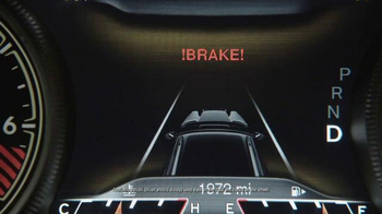 Jeep Cherokee TV Spot, 'Forward Collision Warning' - Thumbnail 5
