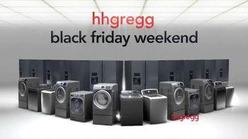 h.h. gregg Black Friday Weekend TV Spot