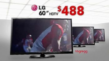 h.h. gregg Black Friday Weekend TV Spot - Thumbnail 6