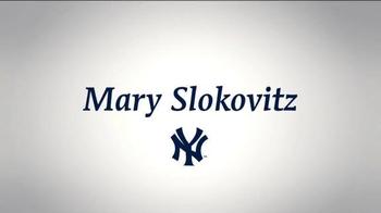 ESPN Hall of Fame TV Spot, '2014 Finalist: Mary Slokovitz' - Thumbnail 6