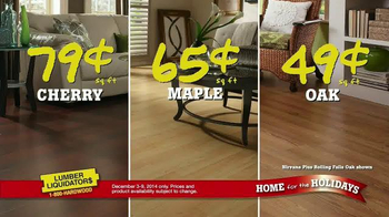 Lumber Liquidators TV Spot, 'It's Saving Season' - Thumbnail 4