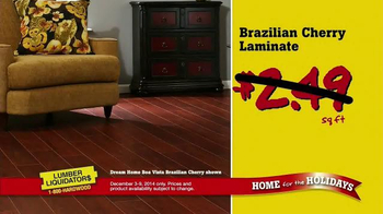 Lumber Liquidators TV Spot, 'It's Saving Season' - Thumbnail 5