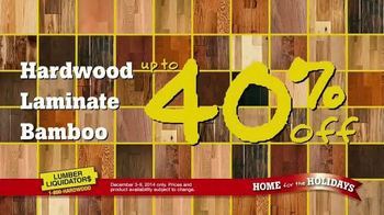 Lumber Liquidators TV Spot, 'It's Saving Season' - Thumbnail 8